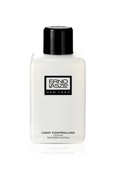 Erno Laszlo Light Controlling Lotion - Clove Oil will continue to fight the bacteria & the oil on your skin when you use this toner after washing your face. The first toner developed for the Step Two: Tone line, this iconic toner will tighten pores & improve skin texture in one, quick & easy swipe.