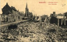 16 mei 1918 – 19 juni 1918 Terug naar Dadizele