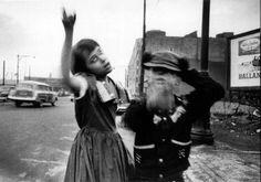 Dance in Brooklyn, New York, 1955 -  by William Klein