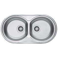 Nejoblíbenější kuchyňské dřezy dvoudřezy | Favi.cz Dog Bowls