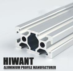 Factory Price Discount Aluminium T Slot / V Slot Extruded Aluminum, Slot, Industrial, Profile, User Profile, Industrial Music