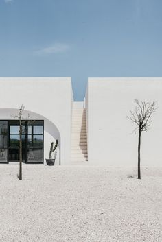 Image 9 of 25 from gallery of Masseria Moroseta / Andrew Trotter. Photograph by Salva Lopez