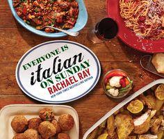 Everyone Is Italian on Sunday by Rachael Ray on iBooks