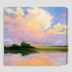 Sean & I have decided on this Kim Coulter painting for our Living Room! Love her paintings :)