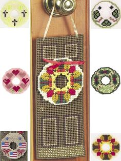Pick-A-Holiday Doorknob Hanger