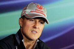Schumacher sai do coma e reconhece esposa, diz jornal espanhol - Portal Banda B