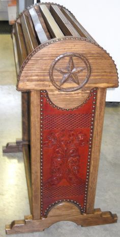gorgeous saddle stand by outbackcreations.net