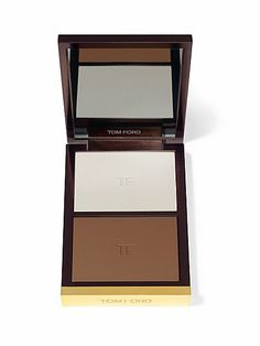 Shade & Illuminate, Intensity Two by Tom Ford Beauty at Bergdorf Goodman. Oh Tom Ford I adore you Ford Contour, Contour Makeup, Face Contouring, Skin Makeup, Tom Ford Makeup, Tom Ford Beauty, Cream Contour, Contour Set, Makeup