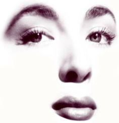 "Ava Gardner Visage Collection 24/"" x 24/"" Canvas Art Poster Quality"