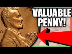 Check your 1963 pennies for these valuable mint error coins worth money. Look for these coins in your pocket change. View my other coin videos on Couch Colle.