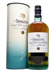 Singleton of Glen Ord - 12 year old