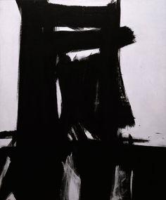 peira:    drawpaintprint:  Franz Kline: Meryon (1960-1961) via Tate