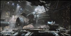ArtStation - Assembly, Kait Kybar