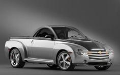 ASC Chevrolet SSR Diamondback 2005.