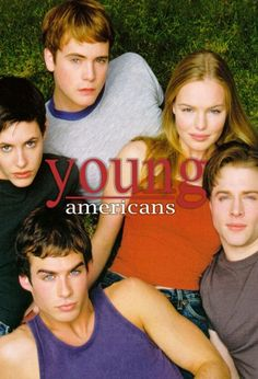 Young Americans - I loved this show. First time I ever saw Ian Somerhalder. Ian Somerhalder Young, Ian Somerhalder Vampire Diaries, Kate Bosworth, Tv Show Family, Katherine Moennig, Daimon Salvatore, Young Americans, Old Shows, Netflix