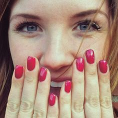 DIY Shellac Manicure {Video} - 40 DIY Beauty Hacks That Are Borderline Genius