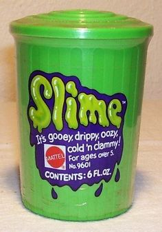 Slime with worms was even better