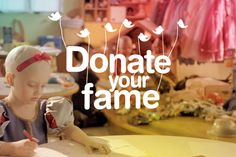 Case | GRAACC - Donate Your Fame: How 10 children got 24 million fans in one day?
