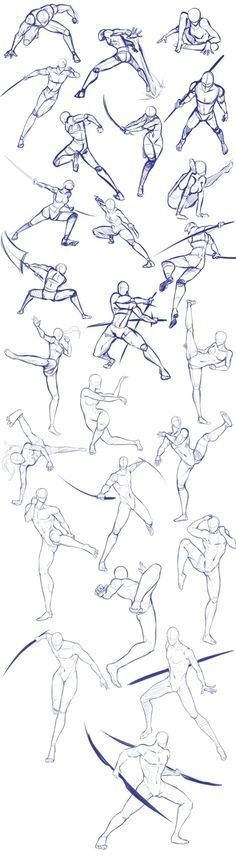 I've been doing some poses practice again today and since I've accumulated quite a bit of them already I decided to share this compilation with you. I wasn't sure if I should do this ('cause they'r...