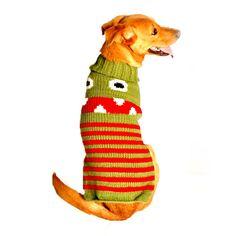 Little Monster Dog Sweater
