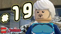 LEGO Marvel's Avengers Gameplay ITA Walkthrough #19 - QuickSilver - PS4 ...