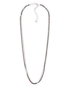 Chain Reaction Necklace, Necklaces - Silpada Designs