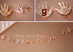 Thanksgiving craft ideas!