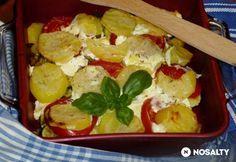 Rakott krumpli olasz módra
