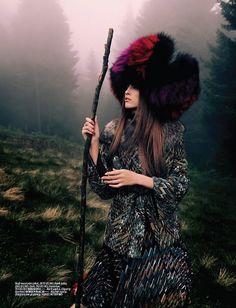 f4e694bdbfaaeeceaec1e633315730df---gotta love a huge multi colored fur hat