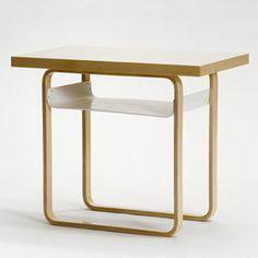 Alvar Aalto Side Table 916 #alvaraalto