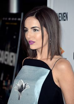 Camilla Belle haircut different view