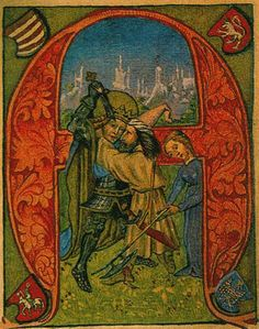 The Saint Ladislaus legend in the Register of Hungarian Students in Vienna, 1453