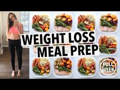 weight loss meal prep for women 1 week in 1 hour by liezl jayne strydom allmealprep Easy Salad Recipes, Healthy Chicken Recipes, Diet Recipes, Healthy Snacks, Healthy Eating, Diet Tips, Healthy Man, Keto Chicken, Keto Snacks