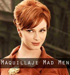 #maquillaje Mad Men - TELVA
