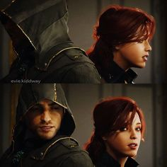 Arno and Élise