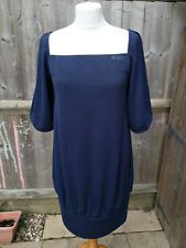 Check This Out! Ladies Navy Blue Miss Sixty Dress Size M #OnSale #Discount #Shopping #AddMe #FollowMe #BestPins