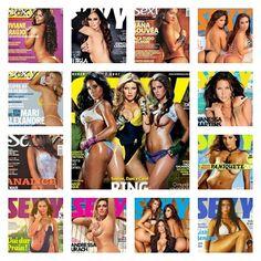 Mais uma categoria do site ''Campeãs de Capas'': http://www.ensaiosexyfaclube.com/