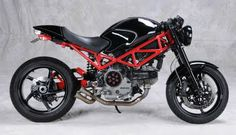 Ducati Monster S2R 800 Special by Analog Motorcycles