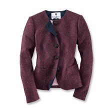 Luxuriöse Jacke aus Hanly-Tweed von Charles Robertson bestellen - THE…  27dc7ac73a4