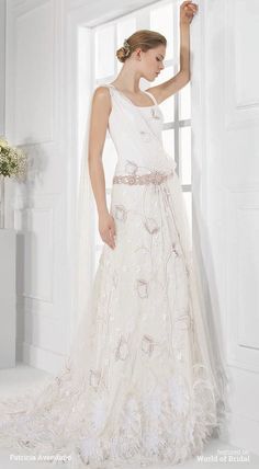Patricia Avendaño 2016 Wedding Dresses
