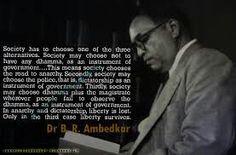 Ambedkar Quote on Society