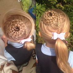All Hairstyles, To My Daughter, Dreadlocks, Hair Styles, Beauty, Hair Plait Styles, Hair Makeup, Hairdos, Haircut Styles