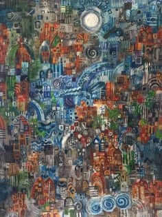 Artist: Carmen Maza / Title: Entre Neblina / Dimensions : 160 x 120 cms / Price: MXN $ 77,000 / Technique : Oil Paint on Canvas / Year : 2015 / Status : Available