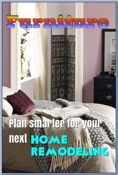 Home Improvements Ideas For Any Budget *** For more tips, visit image link. Next At Home, Decorating Your Home, Home Remodeling, Budgeting, Home Improvement, Image Link, Inspire, How To Plan, Bed