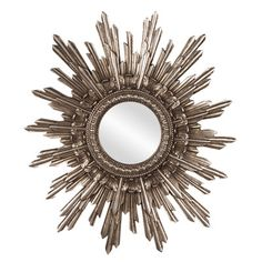 Howard Elliott Chelsea Starburst Mirror