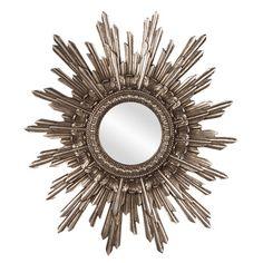 Howard Elliott Chelsea Starburst Mirror