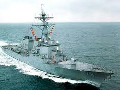 U.S.S Porter (DDG-78) Freedoms Champion. Best ship in the fleet.