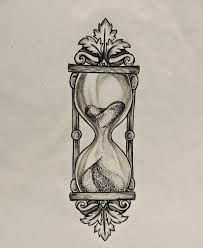 Resultado de imagem para hourglass drawing