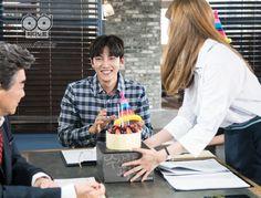Ji Chang Wook - * 지창욱 * : Suspicious Partner 수상한 파트너 # : His Birthday Ji Chang Wook, Korean Tv Shows, Korean Actors, Korean Dramas, Suspicious Partner Kdrama, Korean Drama 2017, Anime Summer, A Love So Beautiful, Drama Korea