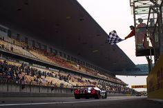6hShanghai :: Winner of GTE-Pro class  Ford GT